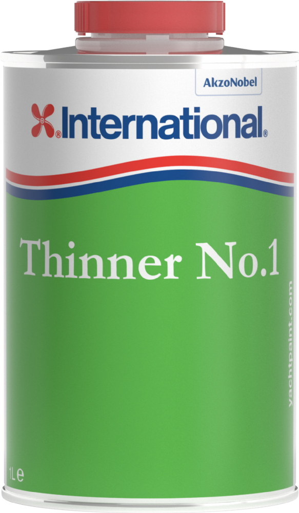 No1 Thinners General Purpose 1 Pack Thinners 500ml